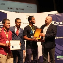 Attribution de grand prix Startup Altitude Algeria 2016